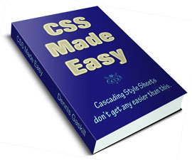 CSS Made Easy is...well, easy!