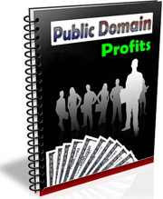 Public Domain Profits Cover