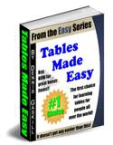Tables Made Easy is...well, easy!