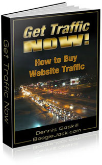How to buy website traffic safely.