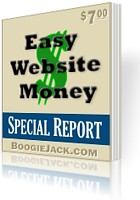 Make Easy Money with your website or blog