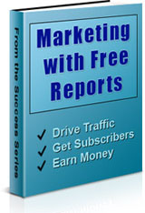 Get traffic, subscribers, and make money with free reports.