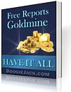 give away free reports to make money, build a mailing list, and get traffic to your site.