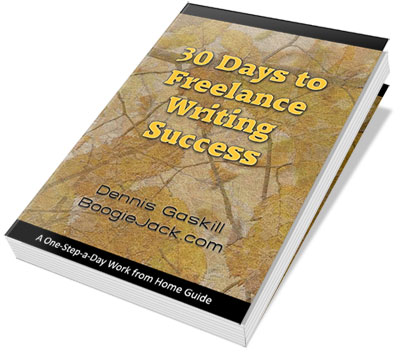 freelance writing book cover