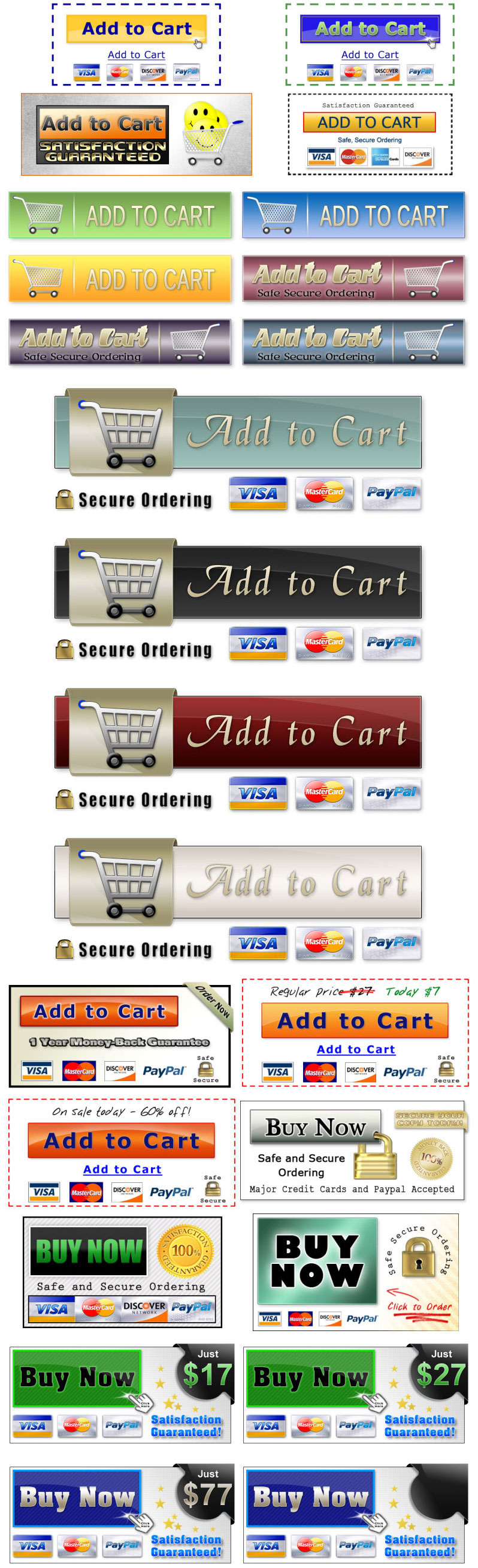 shopping cart graphics