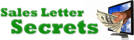 Sales Letter Secrets Copywriting Book