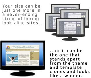 Make your website stand apart