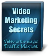 Video Marketing Secrets image for illustration purposes only.